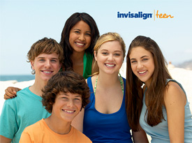 photo of smiling teens invisalign teen Invisalign Teen ® invisalign teen - Queens NY Orthodontist for Invisalign and Clear Braces